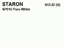 Samsung Staron SP016 Pure White (Чисто белый)